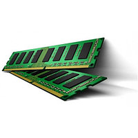 Оперативная память HP 2GB Kit (2x1GB) PC2-5300 DDR2-667MHz ECC Registered CL5 240-Pin DIMM Single Rank Memory 506731-B21
