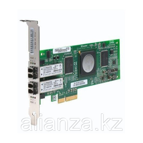 QLogic 8Gb FC Dual–port HBA for IBM System x 42D0510