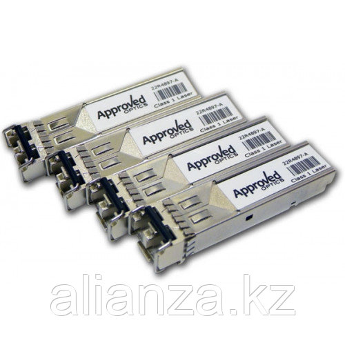 Transceiver SFP IBM 8-Pack [Brocade] 57-1000013-01 4,25Gbps MMF Short Wave 850nm 550m Pluggable miniGBIC FC4x 45W0496