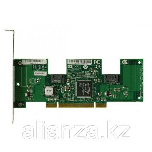 Контроллер SAS RAID IBM ServeRAID BR10il LSISAS1064E Int-1xSFF8087 4xSAS/SATA RAID10 U300 For xSeries x3250 Type 4364 x3250M2 x3250M3 x3350 43V7415