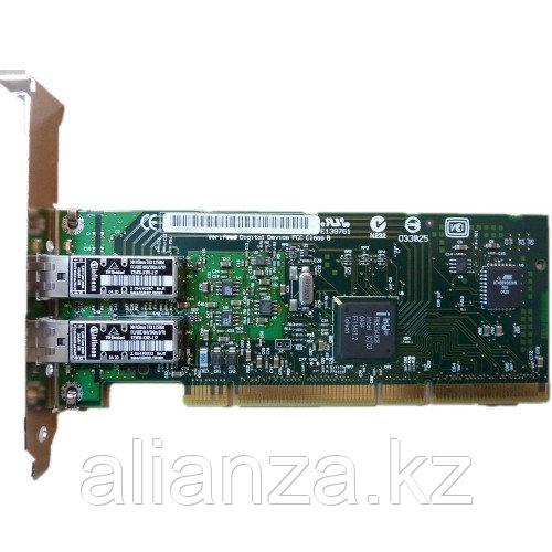 Сетевая Карта IBM 5707 (Intel) PWLA8492MF PRO/1000 MF Dual Port i82546GB 2x1000Base-SX 2х1Гбит/сек Fiber Channel PCI/PCI-X 80P6451