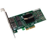 Сетевая Карта IBM (Intel) EXPI9402PT Pro/1000 PT Dual Port Server Adapter i82571EB 2х1Гбит/сек 2xRJ45 LP PCI-E4x 39Y6126
