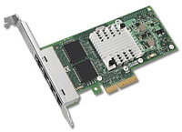 Сетевая Карта IBM (Intel) i340-T2 Dual Port Server Adapter i82571EB 2х1Гбит/сек 2xRJ45 LP PCI-E4x 49Y4230