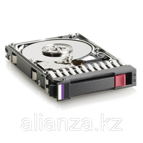 "HP 36-GB 3G 15K 2.5"" DP SAS HDD DH036BALWK"