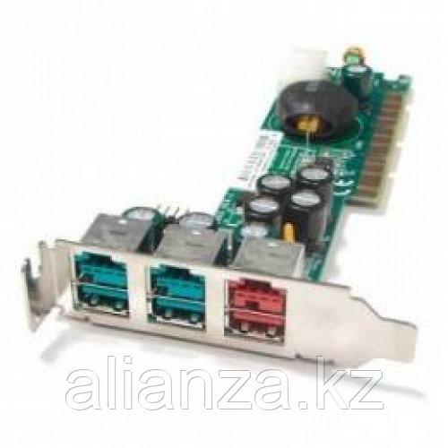 Контроллер RAID SCSI Intel SRCU42L Intel 80303 64Mb Int-1x68Pin Ext-1xVHDCI RAID50 UW320SCSI LP PCI/PCI-X 847810