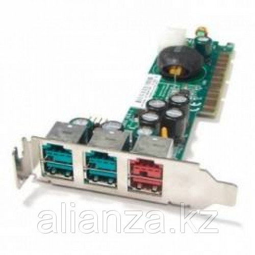 Контроллер RAID SATA Intel SRCS16 Intel GC80302 64Mb 6xSATA RAID50 SATA150 PCI/PCI-X 858577