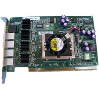 Сетевой Адаптер Intel PVXB Quad Port Fiber Channel HBA PCI-X A64572