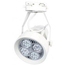 Трековый светодиодный светильник LD-35W (на шинопроводе) LED PAR30(в комплекте)