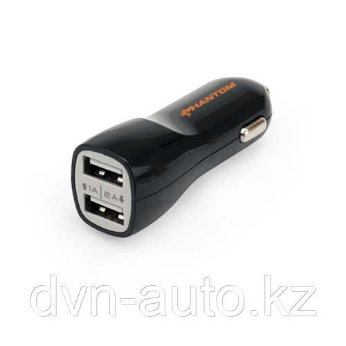 РАЗВЕТВИТЕЛЬ ПРИКУРИВАТЕЛЯ 2 USB-ПОРТА