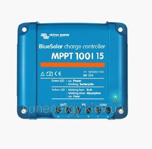 Солнечные контроллеры BlueSolar MPPT 100/15