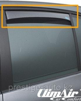 """Ветровики """"Дифлекторы"""" задних стекол на MB  GW 463  2001-2016"""