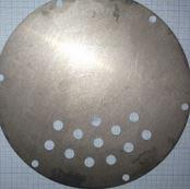 Диск ЦТ129М.02.006 для автоклава ГК-100-3