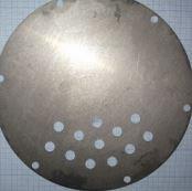 Диск ЦТ129М.02.006 для автоклава ГК-100-3, фото 1