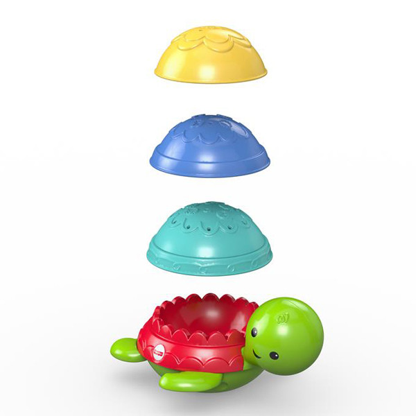 Fisher-Price Черепашка-пирамидка для ванны