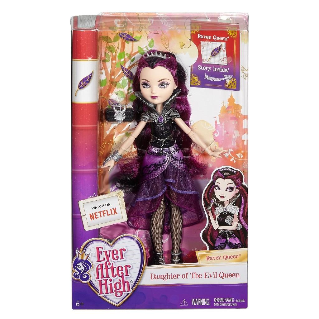 """Ever After High """"Наследники"""" Кукла Рейвен Квин, Raven Queen (3 перевыпуск)"""