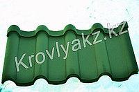 "Металлочерепица Андалузия KZ (""неомат 6020""), фото 1"