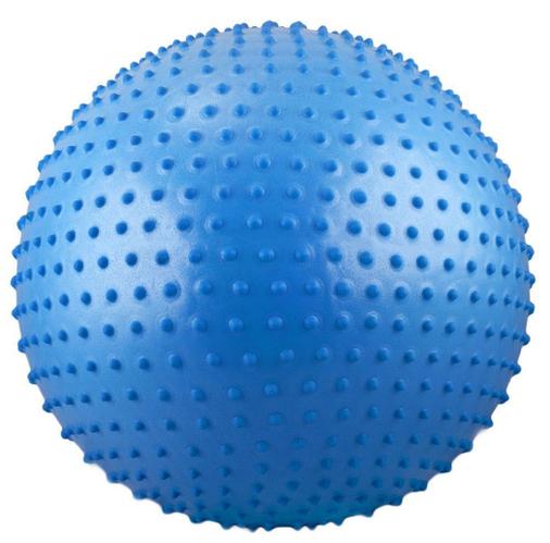 Гимнастический мяч массажный (фитбол) 75 см
