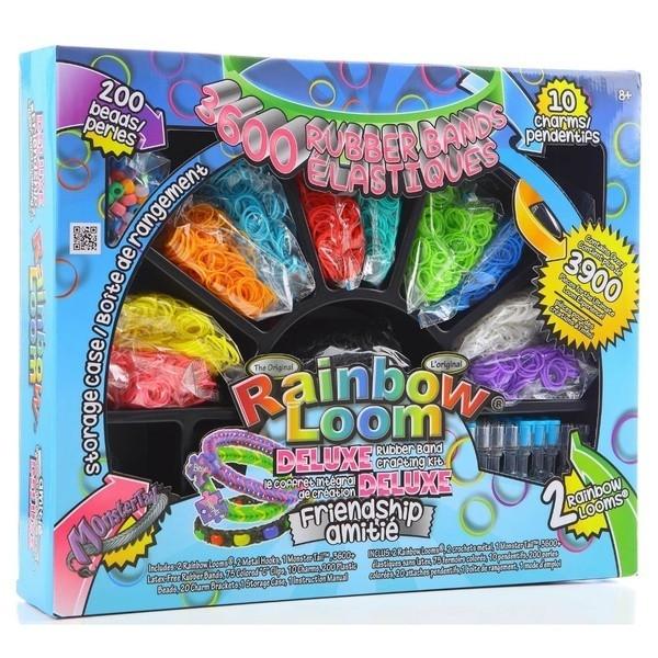 "LOOM Rainbow Loom Набор ""Мега-Станок"""