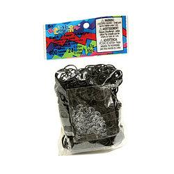 LOOM 5035 Резиночки для плетения браслетов, черные