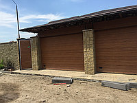 Гаражные ворота, фото 1