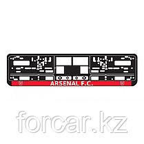 Рамки под номер с футбольными клубами (2 шт.), фото 2