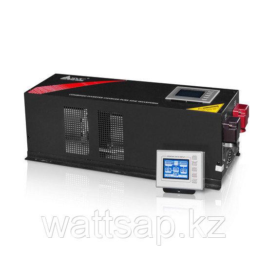 Инвертор, SVC, EP-6048 (6000W), Рабочее напряжение: 185-265B, Вход 48В/220В, Выход 220В/230В, Чистая синусоида