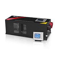 Инвертор, SVC, EP-6048 (6000W), Рабочее напряжение: 185-265B, Вход 48В/220В, Выход 220В/230В, Чистая синусоида, Зарядный ток 45 А, Время переключения, фото 1
