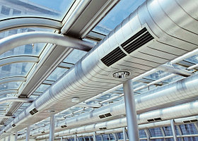 Системы кондиционирования, вентиляции и обогрева