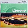 Струны для акустической гитары  Daddario EZ 920, фото 2