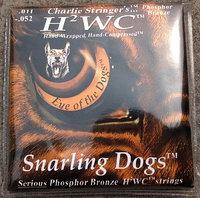 Струны для акустической гитары Snarling Dogs