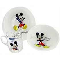 Детский набор Luminarc Mickey Colors из 3 предметов