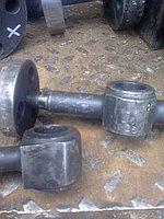 Линзы с двумя отводами и фланцами ГОСТ 22809-83