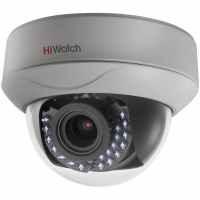 DS-T227 HD-TVI уличная Купольная Камера 2MP 2.8~12мм 105.2°~32.8°  0.1Лк ИК30м