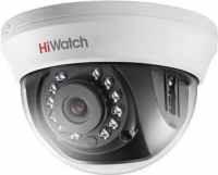 DS-T201 HD-TVI Купольная Камера 2MP 2.8мм 103° 0.1Лк ИК20м