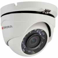 DS-T103 HD-TVI CVBS уличная Купольная Камера 1MP 2.8мм 92°  0.1Лк ИК20м