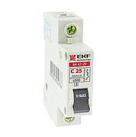ВА 47-29, 3P 10А (C) EKF Basic