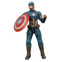 "Diamond Marvel Select ""Civil war"" Captain America, Капитан Америка"