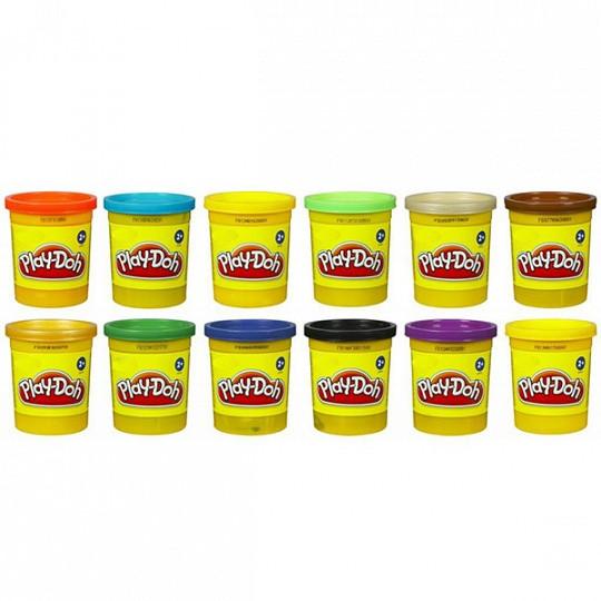 Hasbro Play-Doh 1 банка пластилина (112 гр.), в ассортименте