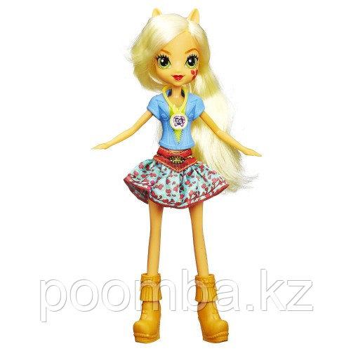 "Кукла ""School Spirit"" Девушки Эквестрии - Эплджек"