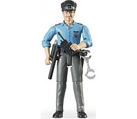 BRUDER Фигурка полицейского с аксессуарами , фото 1