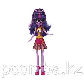 "Кукла ""Девушки Эквестрии"" School Spirit - Твайлайт Спаркл"