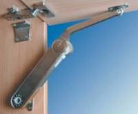 Кронштейн мебельный С Maxi угол открывания: 75°, 90° или 110°, фото 1