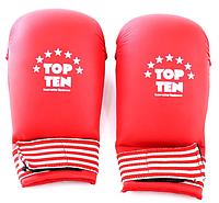 Перчатки TOP TEN (для карате)