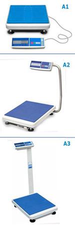 Медицинские весы ВЭМ-150.2-A1, А2, А3