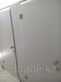 Туалетные перегородки в алюминиевом профиле