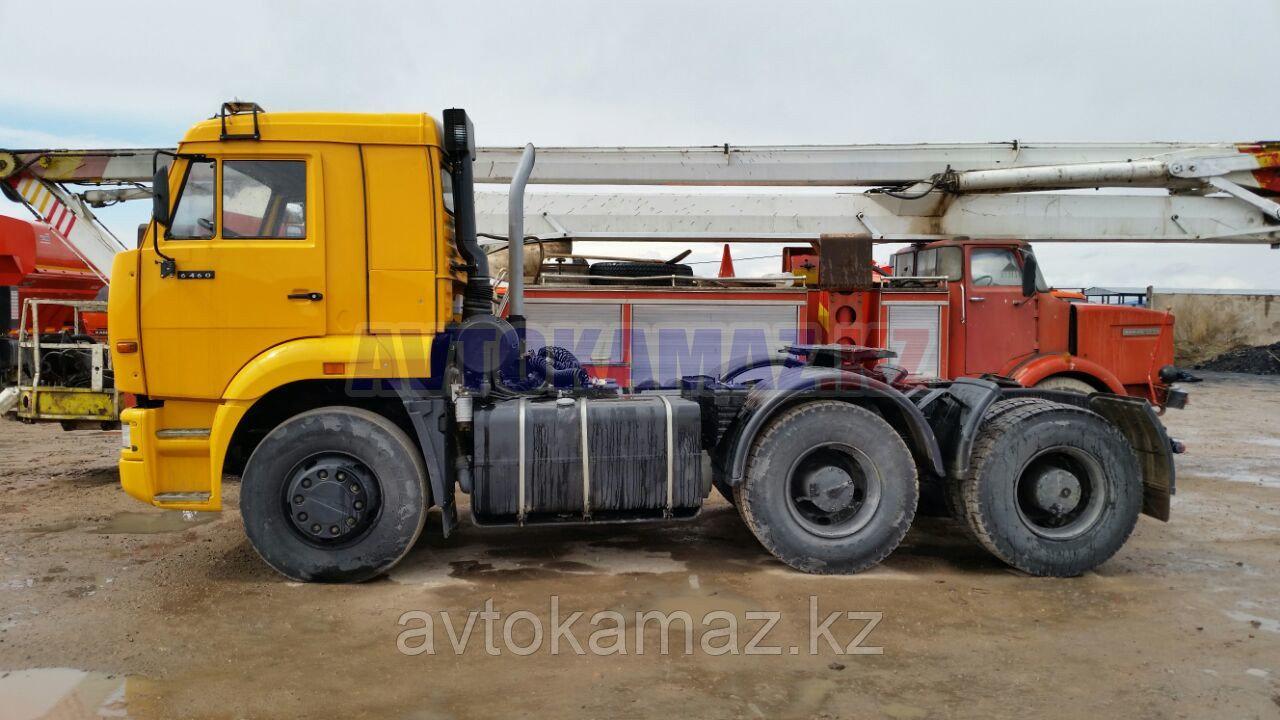 Седельный тягач КамАЗ 6460-001 (Сборка РК, 2014 г.)