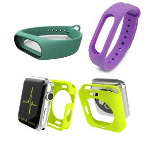 аксессуары для умных часов и фитнес браслетов