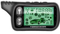 Сигнализация автомобильная Tomahawk TW-9010 с двусторонней связью и автозаводом