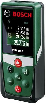 Дальномер PLR 30 C (0603672120)//Bosch