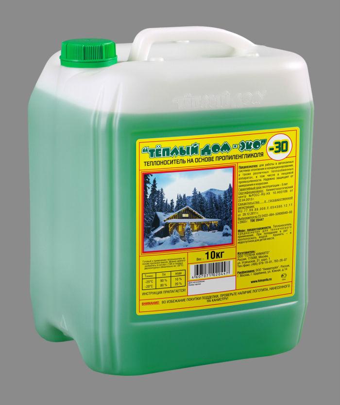 Антифриз-30ЭКО (Зеленый)